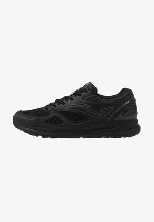 VITALY - Neutral running shoes - black