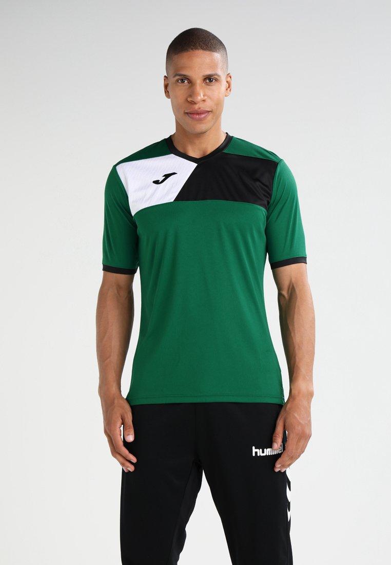 Joma - CREW II - Sportswear - green medium/black/white