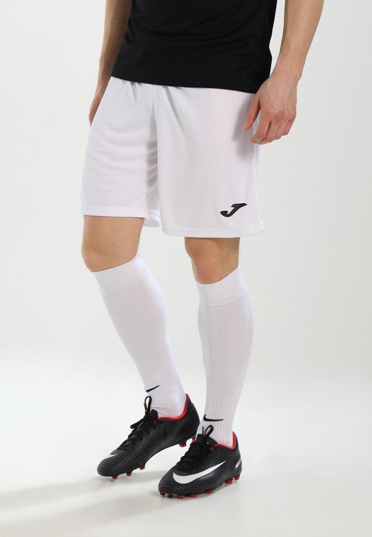 Joma - NOBEL - kurze Sporthose - weiß