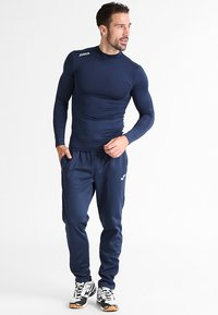 Joma - NILO - Pantalon de survêtement - navy - 1