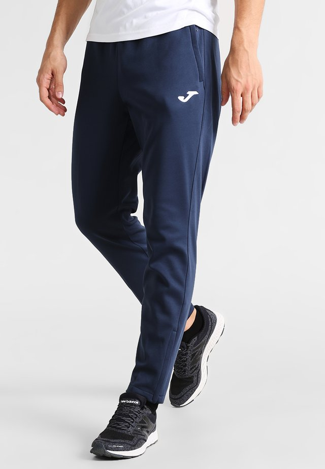 ELBA - Tracksuit bottoms - navy