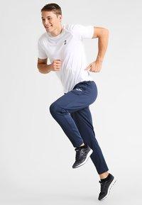 Joma - ELBA - Pantalon de survêtement - navy - 1