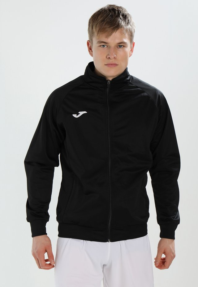 COMBI GALA - Trainingsjacke - black