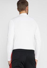 Joma - BRAMA - T-shirt à manches longues - white - 2
