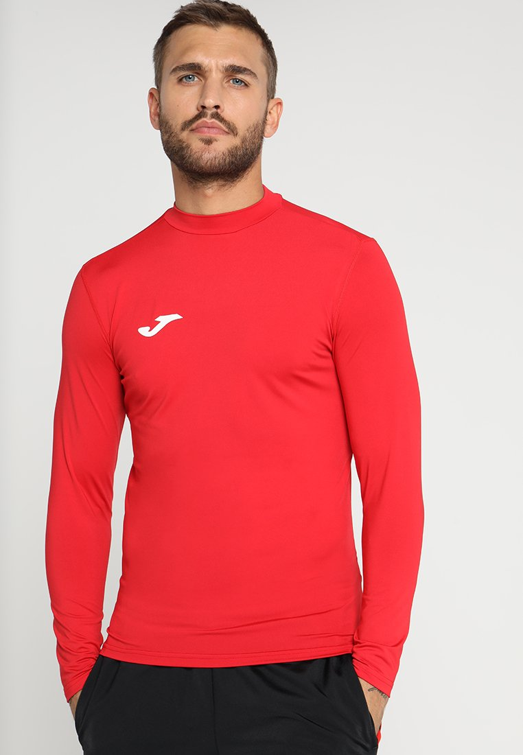 Joma - BRAMA - T-shirt à manches longues - red