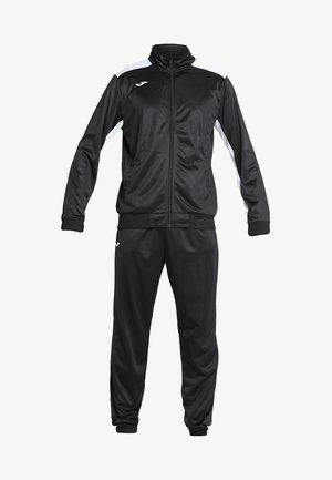ACADEMY - Trainingsanzug - black/white