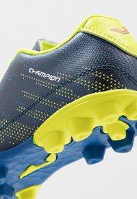 Joma - CHAMPION - Fodboldstøvler m/ faste knobber - blue - 2