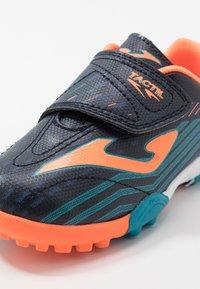 Joma - TACTIL - Fodboldstøvler m/ multi knobber - blue - 2