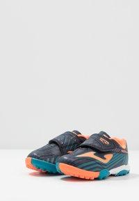 Joma - TACTIL - Fodboldstøvler m/ multi knobber - blue - 3