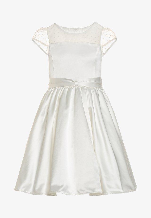 SIMBA - Sukienka koktajlowa - offwhite