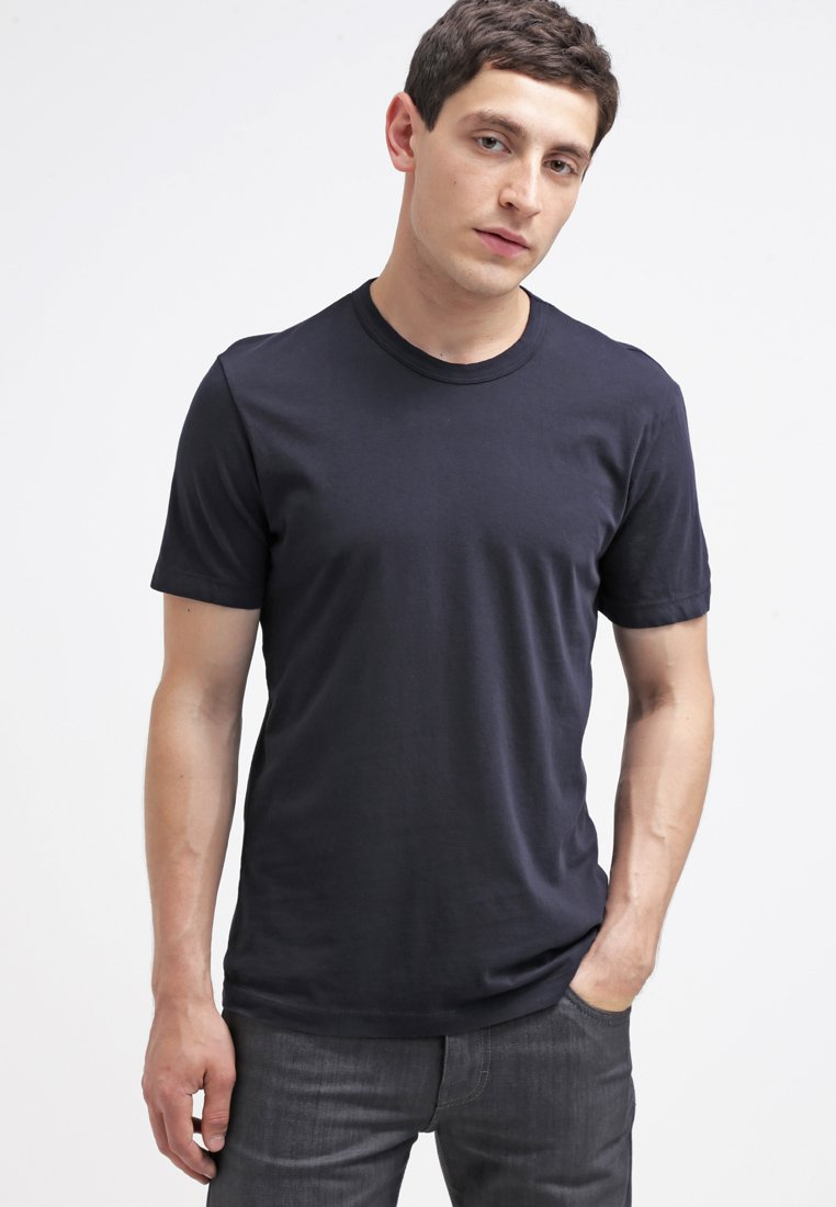 James Perse Crew Lightweight - T-shirts Deep