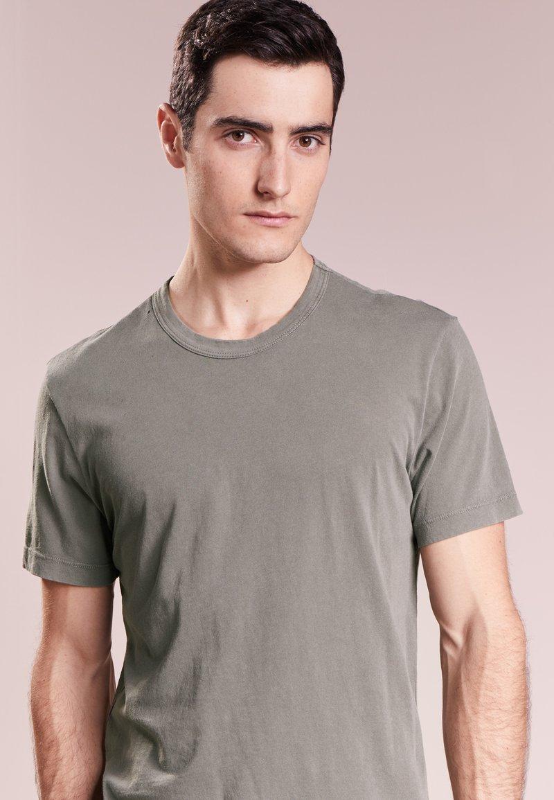 James Perse - CREW LIGHTWEIGHT - Basic T-shirt - shale