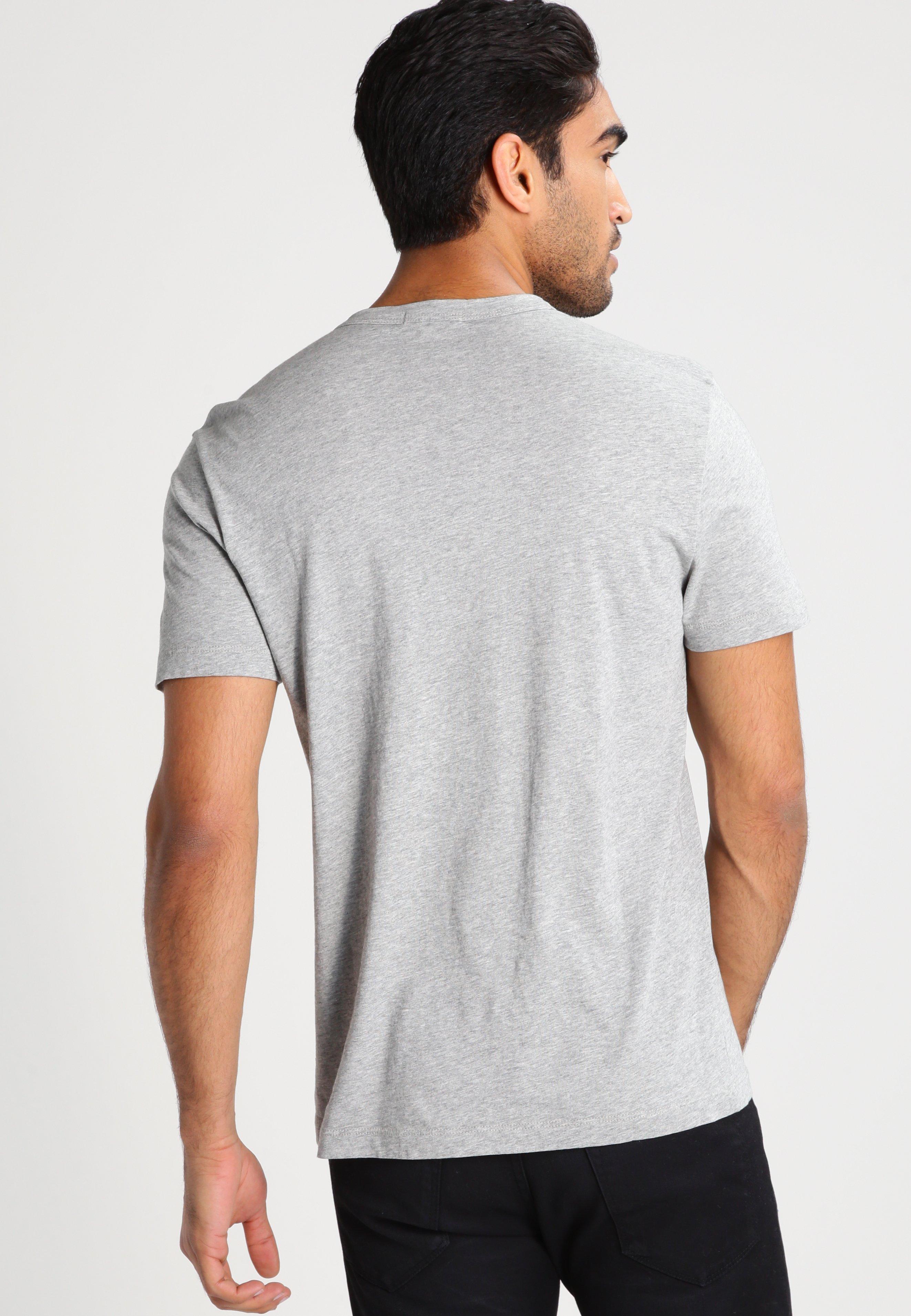 Basique shirt James Perse Grey Heather CrewT uJ1lF3TcK