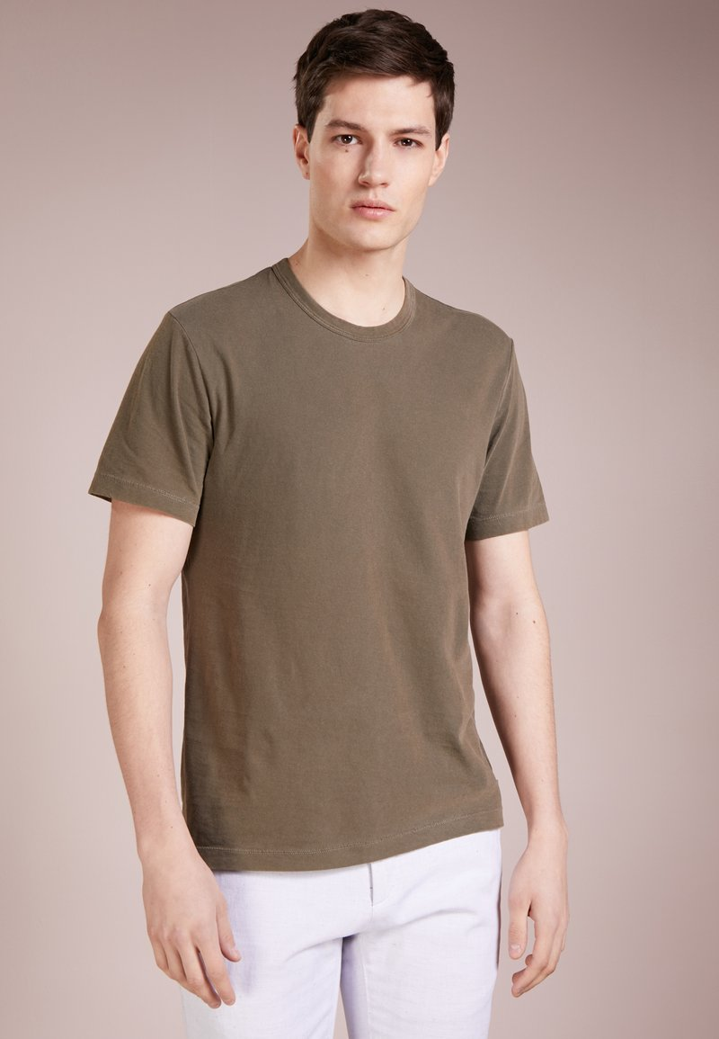 James Perse - CREW - T-shirts basic - earth