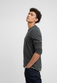 James Perse - CREW - Long sleeved top - carbon - 3
