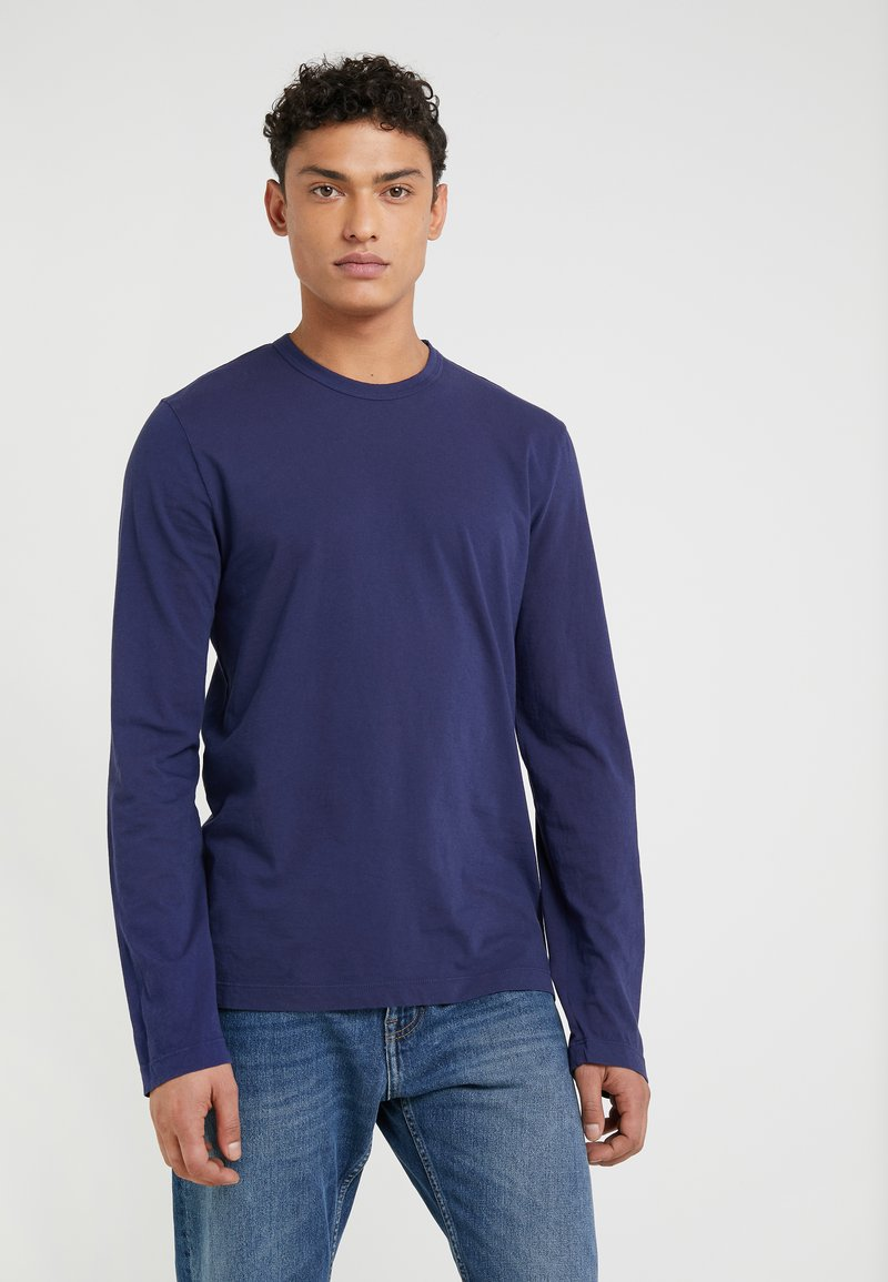 James Perse - CREW NECK - Long sleeved top - admiral