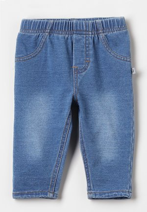BASIC BABY - Džegíny - light blue denim