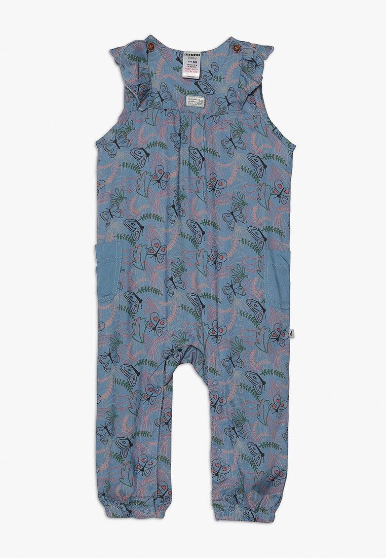 Jacky Baby - ADVENTURE GIRL BABY - Jumpsuit - blau