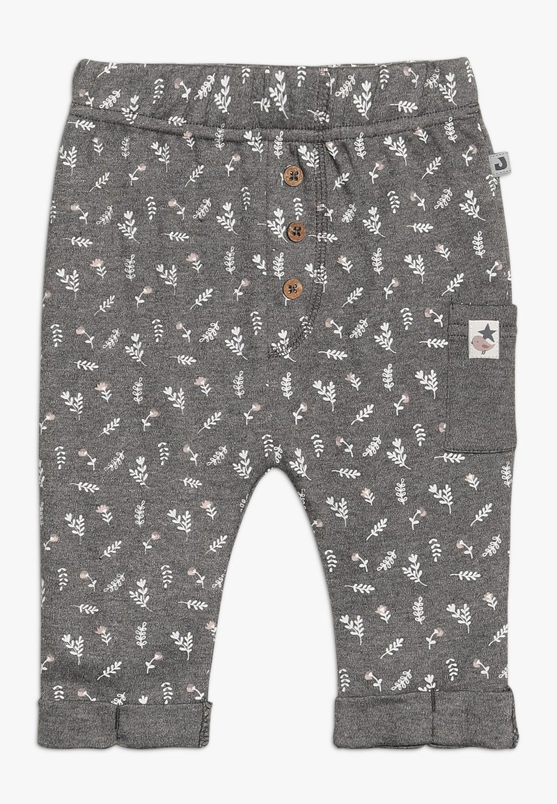 Jacky Baby - SAROUELHOSE IN THE CLOUDS - Trousers - braun mélange