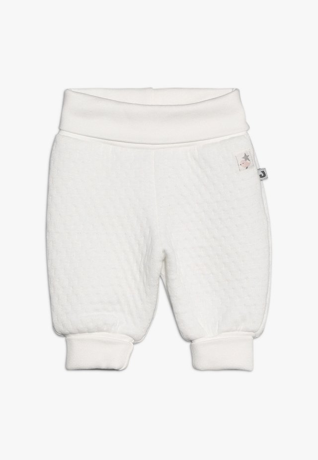 IN THE CLOUDS - Stoffhose - off white