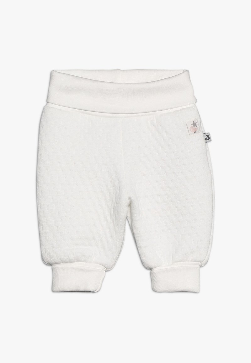 Jacky Baby - IN THE CLOUDS - Stoffhose - off white