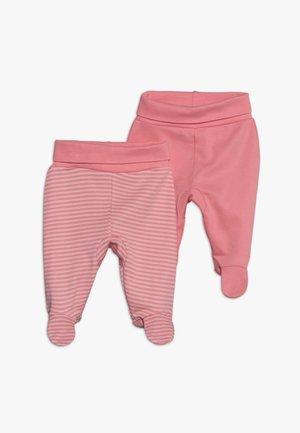 GIRLS 2 PACK - Leggings - Trousers - light pink