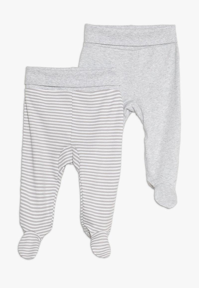 Jacky Baby - UNISEX 2 PACK - Tygbyxor - grey