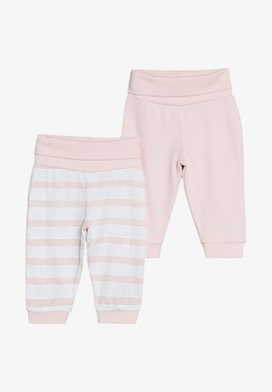 GIRLS 2 PACK  - Trousers - light pink