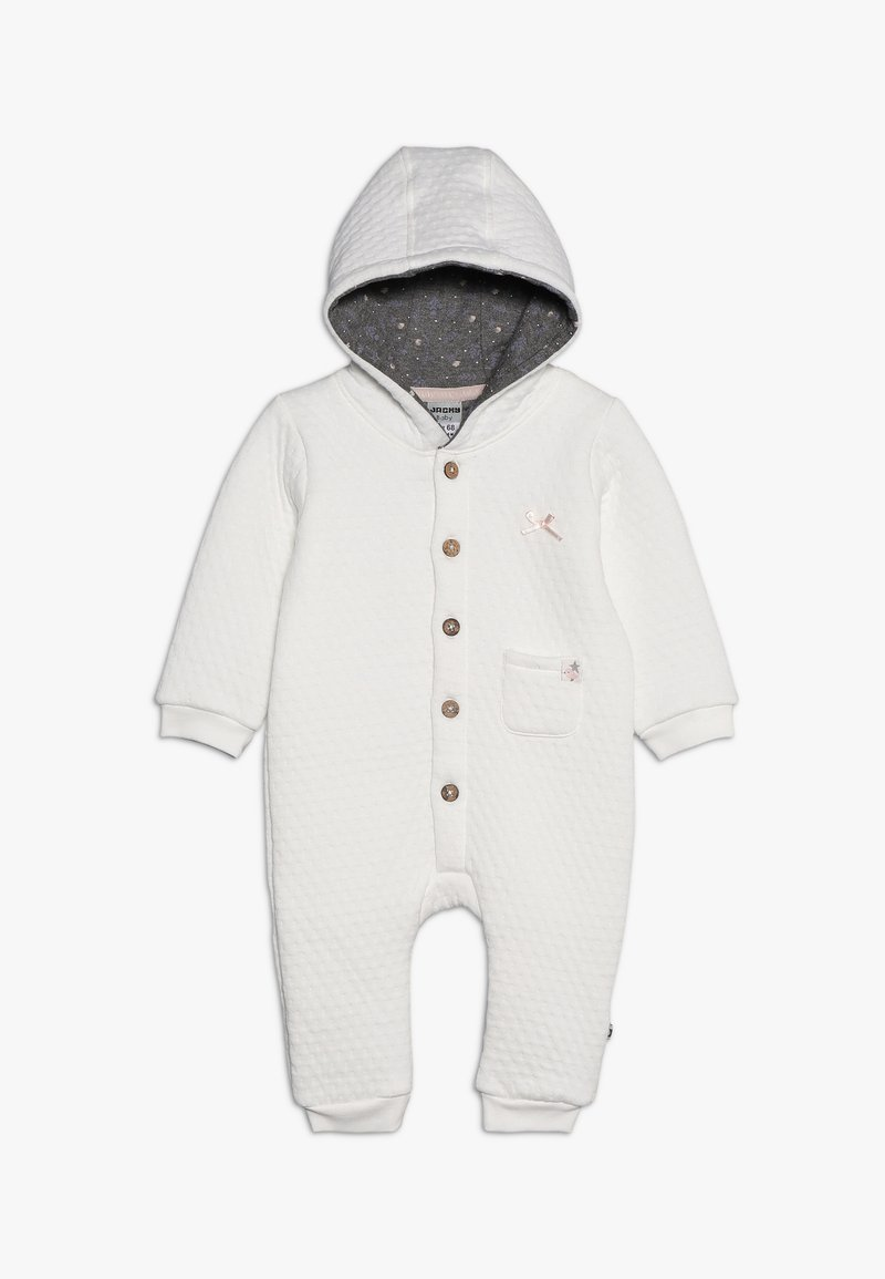 Jacky Baby - OVERALL IN THE CLOUDS - Jumpsuit - off white
