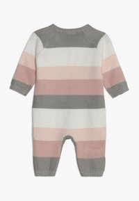 Jacky Baby - OVERALL IN THE CLOUDS - Combinaison - rosa