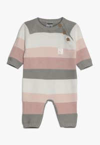 Jacky Baby - OVERALL IN THE CLOUDS - Combinaison - rosa - 0