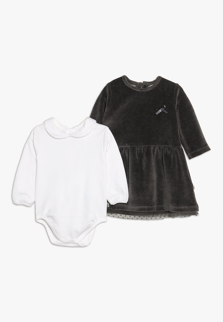 Jacky Baby - DRESSES SET - Body - dark grey