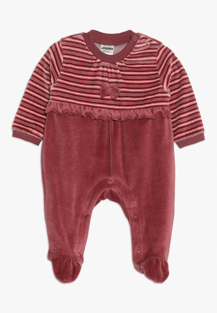Jacky Baby - OVERALL FARM - Jumpsuit - waldfrucht