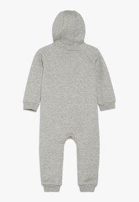 Jacky Baby - OVERALL SMART HAPPY - Overal - grau melange - 1