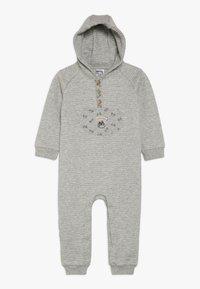 Jacky Baby - OVERALL SMART HAPPY - Overal - grau melange - 0