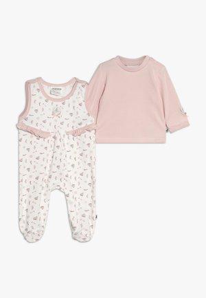 COUCOU MA PETITE SET - Sleep suit - rosa