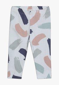 Jacky Baby - TUNIKADRESSES SET - Leggings - Trousers - weiß - 2