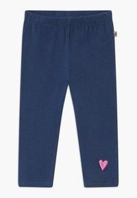 Jacky Baby - KOALA BEAR SET - Leggings - Trousers - light grey/dark blue - 2