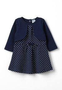 Jacky Baby - LANGARM CLASSIC - Jersey dress - dunkelblau - 0
