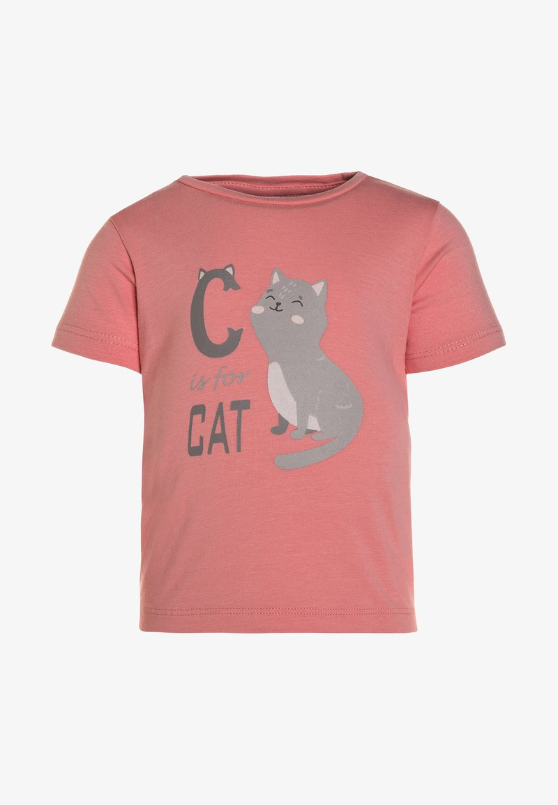 Jacky Baby - LINE - T-shirts med print - pink