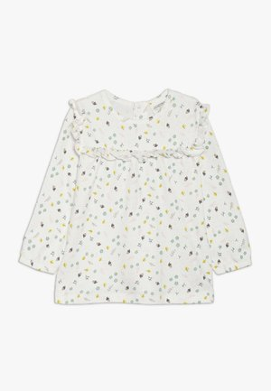 WOODLAND - Long sleeved top - white
