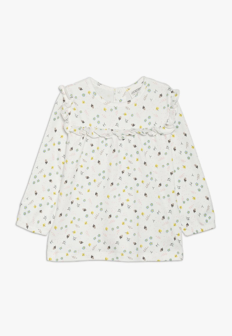 Jacky Baby - WOODLAND - Long sleeved top - white