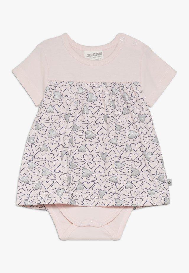 KURZARM KOALA BEAR - Print T-shirt - rosa
