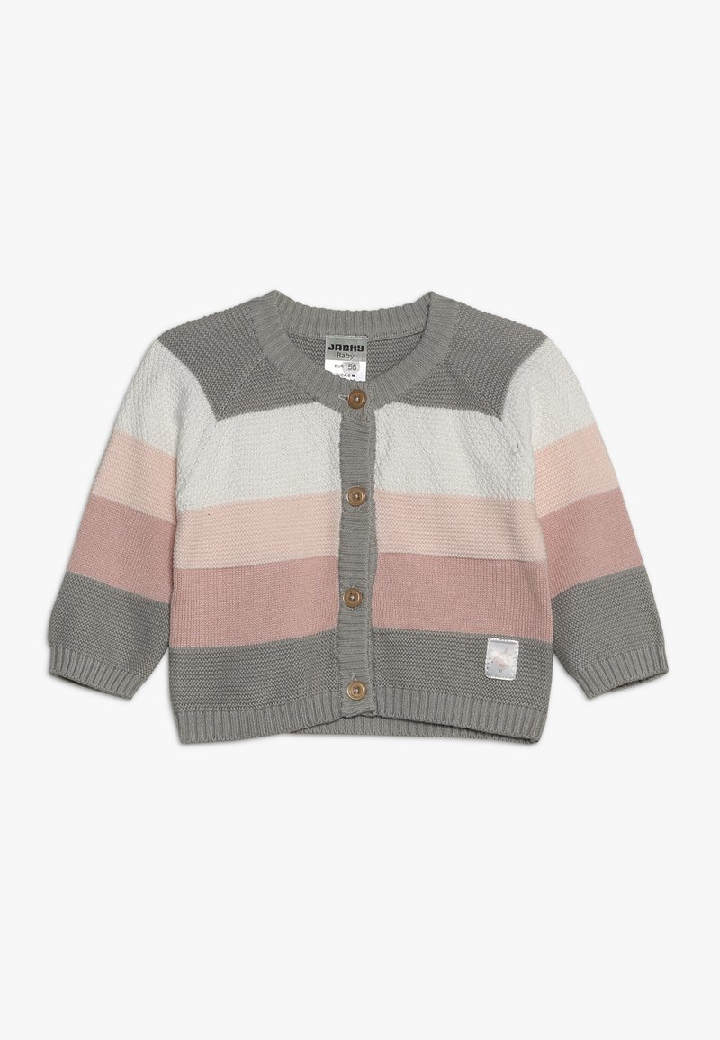 Jacky Baby - IN THE CLOUDS - Cardigan - rosa