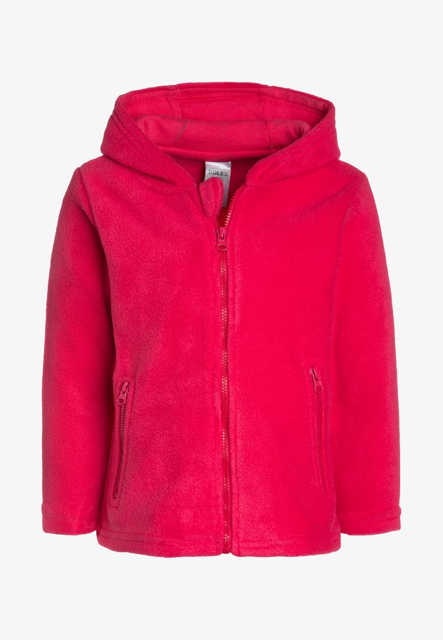 BASIC LINE - Fleece jacket - hot pink