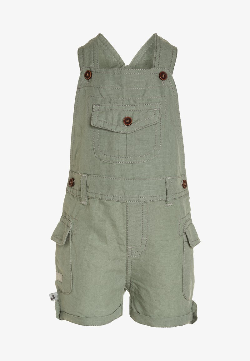 Jacky Baby - BOY - Dungarees - dunkelgrün
