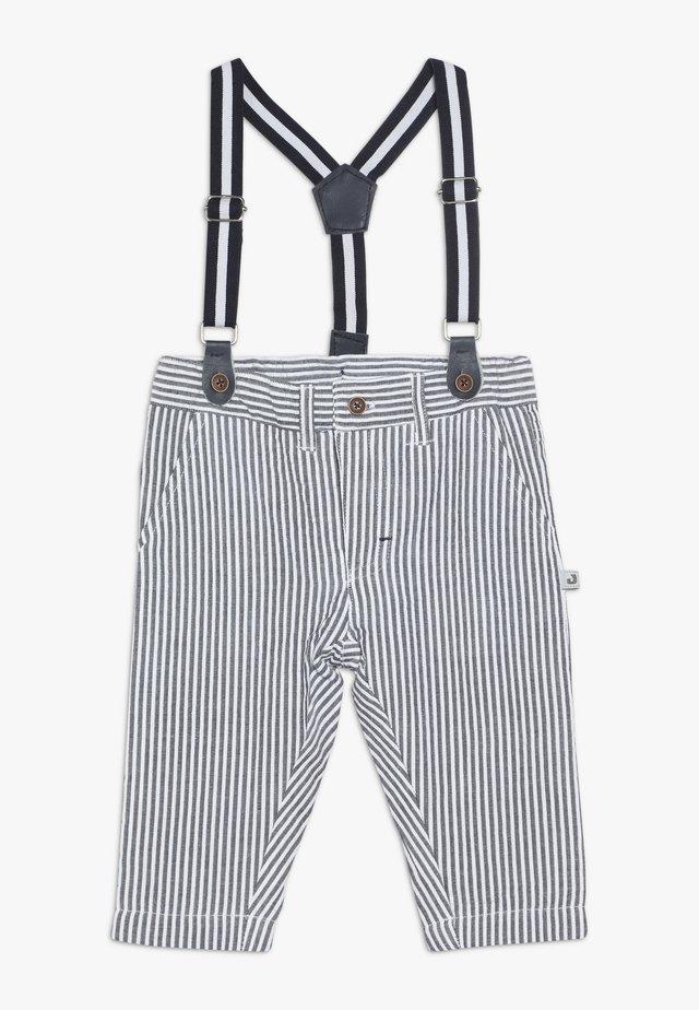 CLASSIC BOYS - Trousers - marine