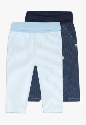 CLASSIC BOYS 2 PACK - Pantaloni - dark blue