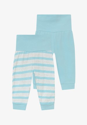BOYS 2 PACK - Trousers - blue