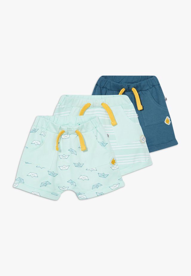 SAVE OUR SEAS 3 PACK - Shorts - mint